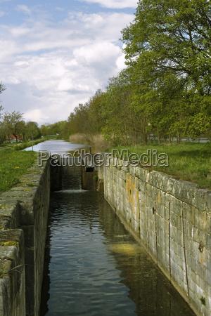 germany bavaria berching ludwig canal