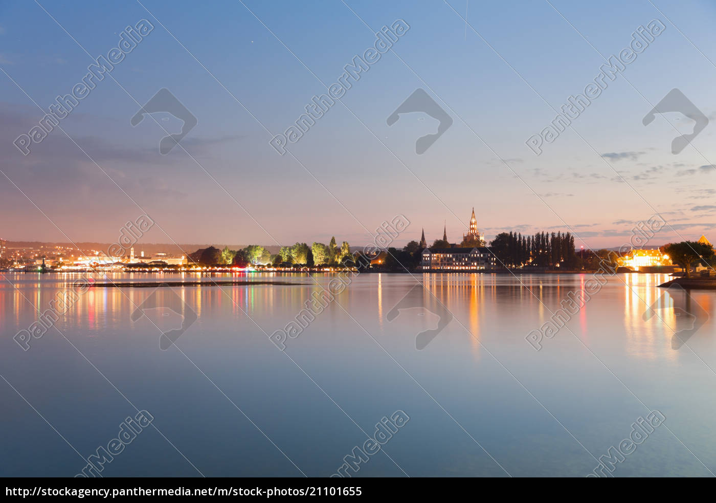 germany, , baden, wuerttemberg, , constance, , view, of - 21101655