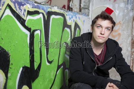 germany berlin teenager portrait