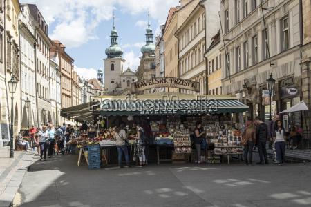 czechia prague gallus market