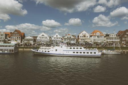 germany schleswig holstein travemuende excursion boat