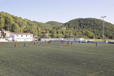 spain balearic islands majorca edporles football