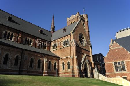 australia perth central business district st