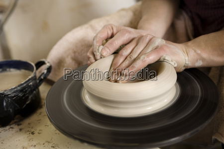 germany bavaria mid adult woman working