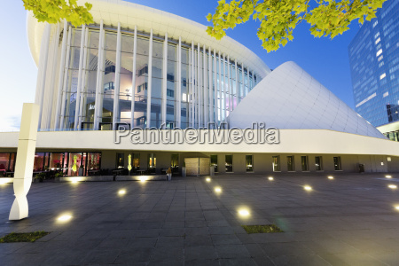 luxembourg kirchberg philharmonie luxembourg architect christian