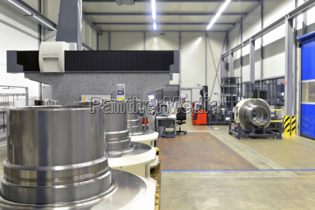 germany production of wind tubines gear
