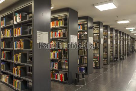 germany berlin book shelves at jacob
