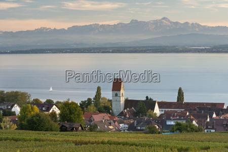 germany, , baden, wuerttemberg, , view, of, vineyard - 21111263