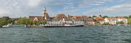 germany baden wurttemberg uberlingen steam boat