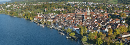 germany, , baden-wurttemberg, , uberlingen, and, lake, constance - 21112763