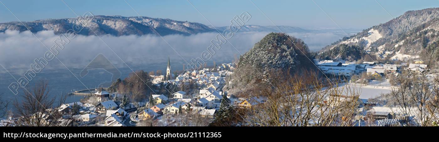 germany, , baden-wurttenberg, , lake, constance, , sipplingen, in - 21112365