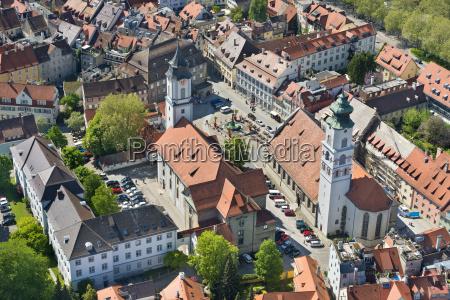 germany bavaria lindau st stephens church