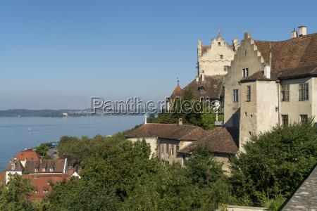 germany meersburg lake constance meersburg castle