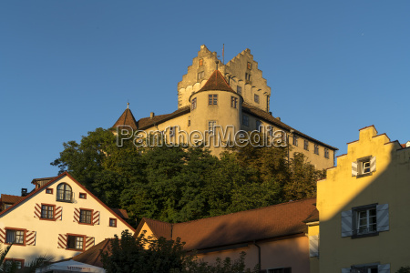 germany meersburg meersburg castle