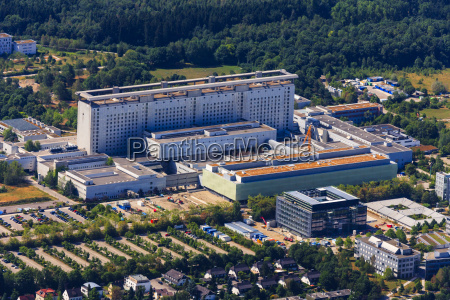 germany bavaria munich grosshadern clinical center