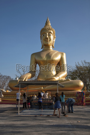 asia thailand pattaya buddha statue