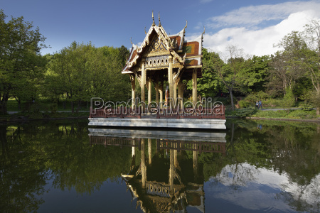 germany bavaria munich thai sala at