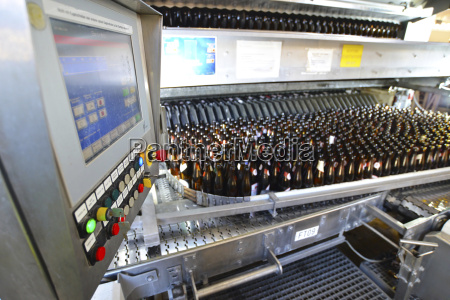 germany bottling plant of a brewery