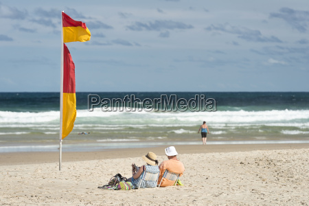 australia new south wales pottsville beach
