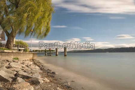 germany baden wuerttemberg lake constance shore