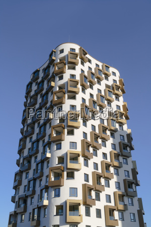 germany bavaria munich apartment tower
