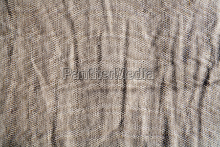 germany old linen fabric close up
