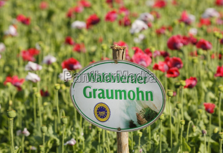 austria lower austria waldviertel sign waldviertel