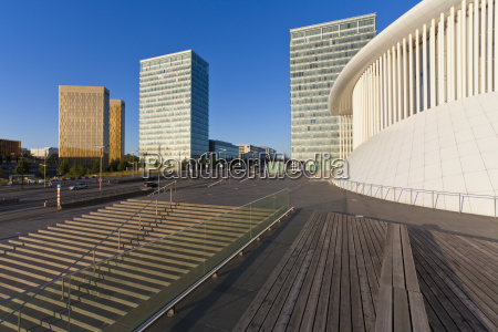 luxembourg view of european court of