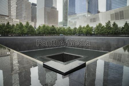 usa new york city 911 memorial