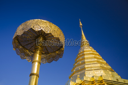 thailand chiang mai wat phra that