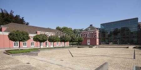germany north rhine westphalia oberhausen palace