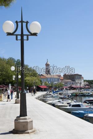 croatia krk view of adriatic sea