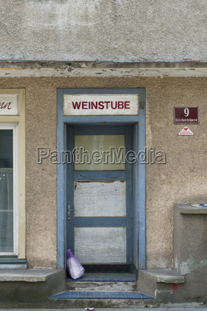 austria innsbruck entrance door of an