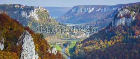 germany baden wuerttemberg upper danube nature
