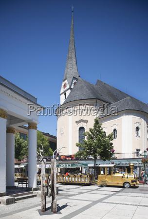 austria upper austria bad ischl church