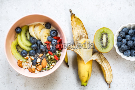 varieties of fruits and nuts on