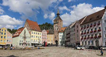 germany bavaria view of people at