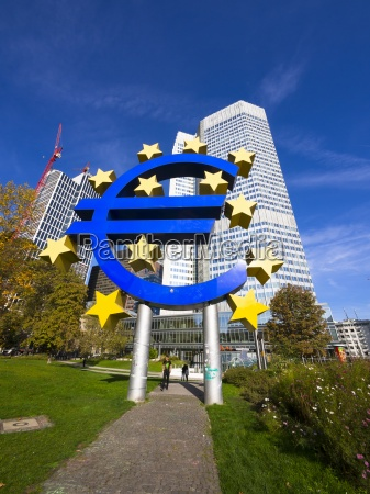 germany hesse frankfurt am main euro