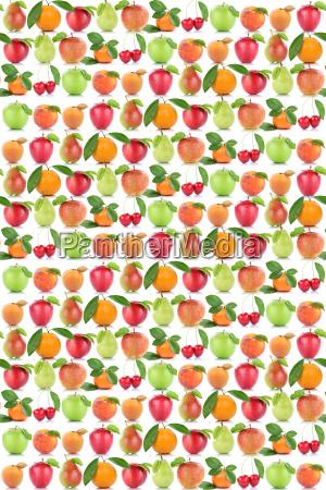 fruits background apple orange fruit apples