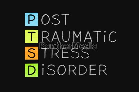post traumatic stress disorder ptsd