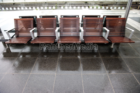 germany berlin central station seats by