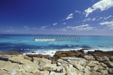 seascape against sky cape of good