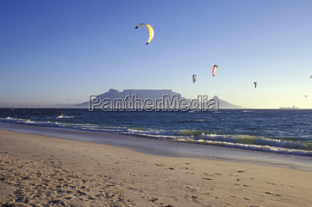 south africa western cape capetown view