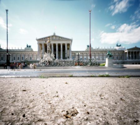 austria vienna parliament building