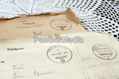germany army postal service