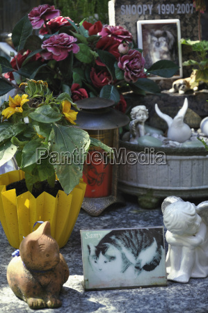 germany bavaria cemetery for pets