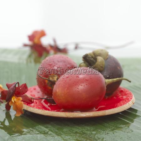 frutta esotica close up