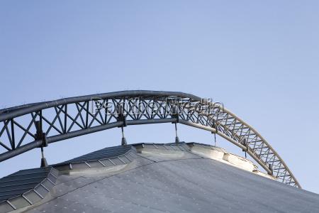 germany munich roof of olympia stadium