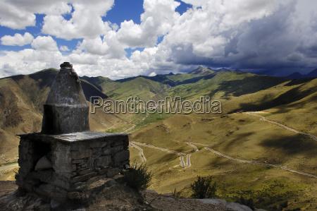 china tibet ganden
