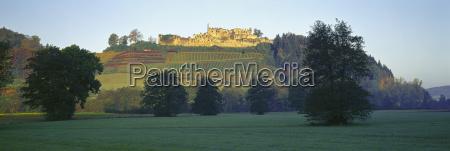 germany baden wuerttemberg sexau hochburg castle